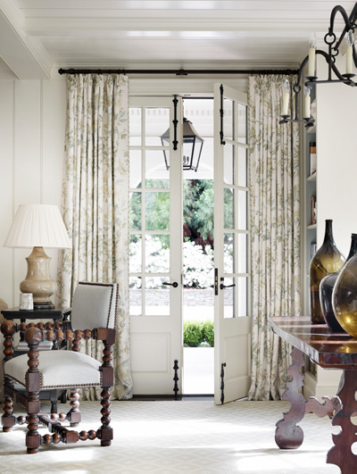 SOUTHERN STYLE, COURTESY OF ATLANTA HOMES & LIFESTYLES