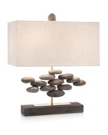 River Rock Accent Lamp